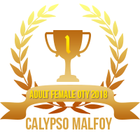 Adult Female of the Year (1) 2018