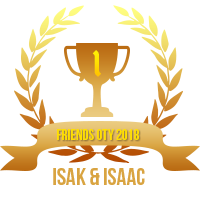 Friends of the Year (1) 2018