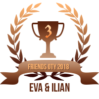 Friends of the Year (3) 2018