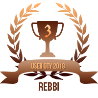 User of the Year (3) 2018